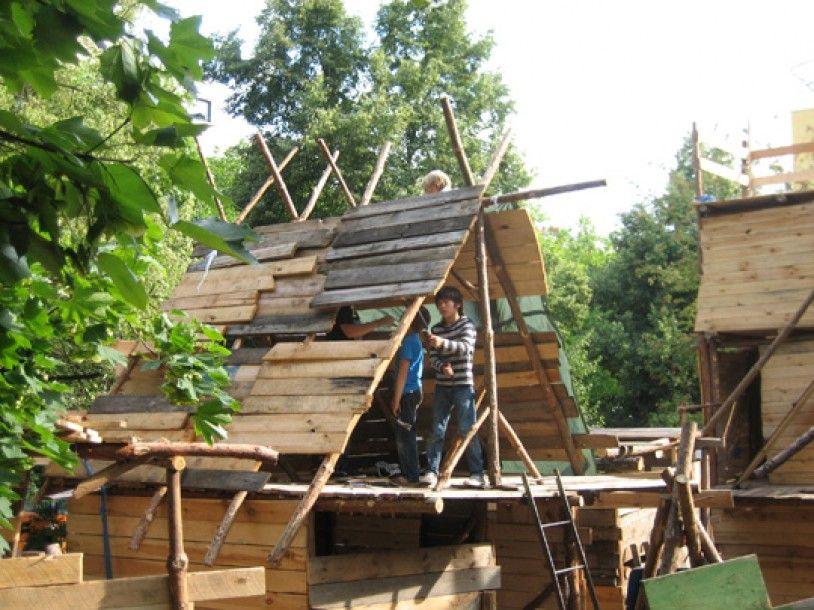 casas en los rboles hechas por y para nios